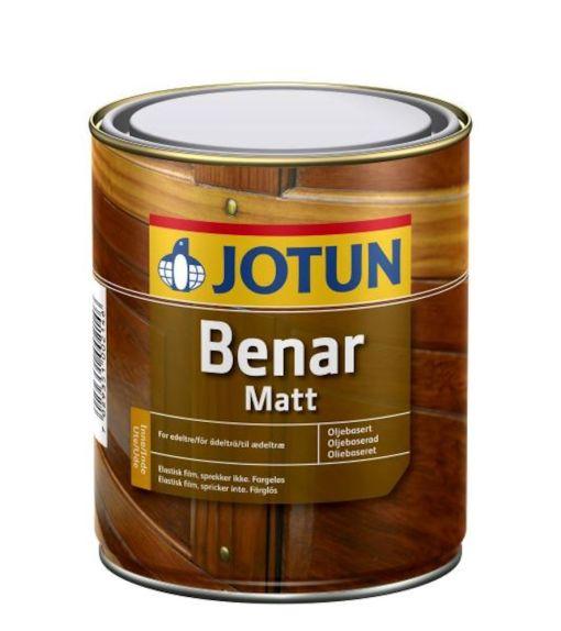 JOTUN BENAROLJE MATT 0,75L