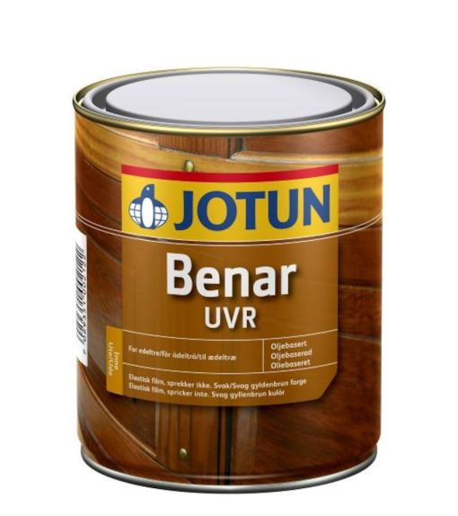 JOTUN BENAROLJE UVR 0,75L