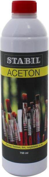 STABIL ACETON 750ML