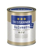 TRESTJERNER GULVMATT VANNTYNNBAR 0,75L