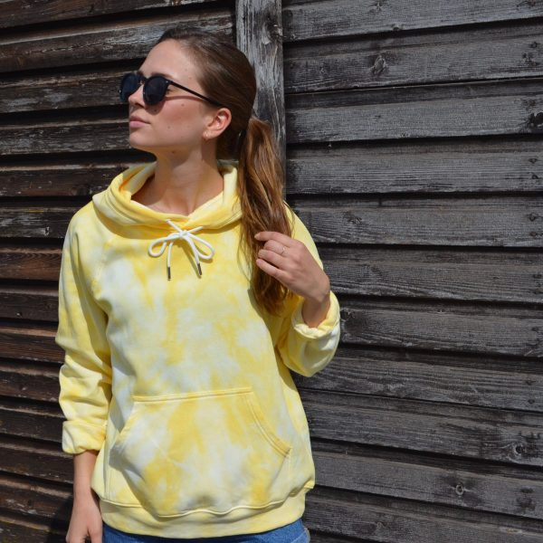 Your Color, Your Choice Hoodie - Lemon Clash