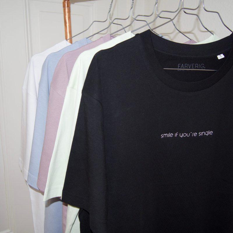 Single Shirt - Organic, Unisex, Oversize