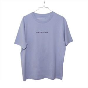 Single Shirt Marshmallow – Organic, Unisex, Oversize