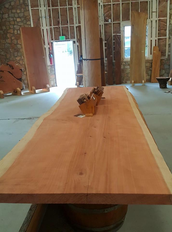 4 Hour Wood Sale Tomorrow Live Edge Slabs Amp More