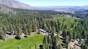 Astounding Tahoe ranch property with large acreage.