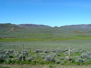 Historic Kunz Ranch property is accessed by maintained Forest Service roads except in the winter.