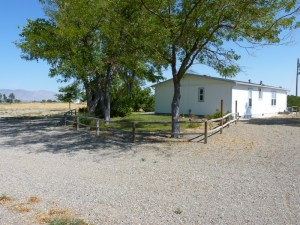 Smith Valley Farm & Home has existing pasture, some concrete ditches and flood irrigation.