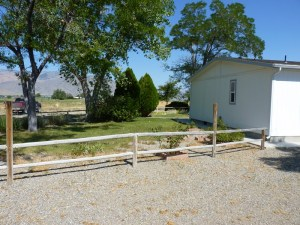 Smith Valley Farm & Home has both surface and underground water rights.