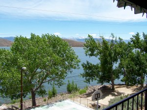 Topaz Lakefront Get-Away property historically has been used seasonally as a family retreat.