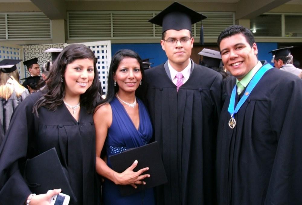 Mi Graduación (3/4)