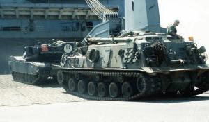 M88 Hercules Recovery Vehicle