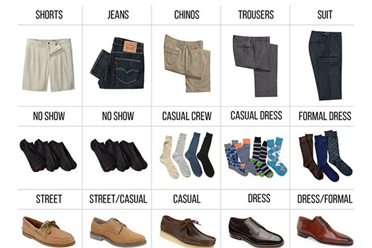 Mens shoes to wear with shorts