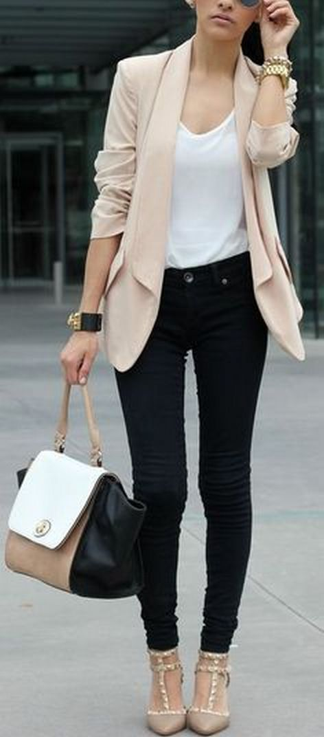 Best simple casual spring styles (17)