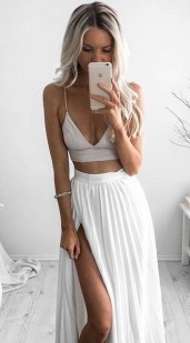 Best simple casual spring styles (92)