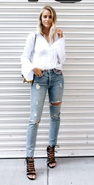 Coolest women denim trends idea (130)