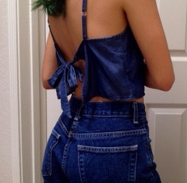 Coolest women denim trends idea (131)