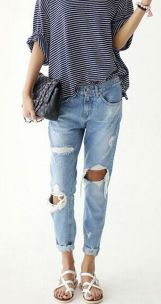 Coolest women denim trends idea (133)