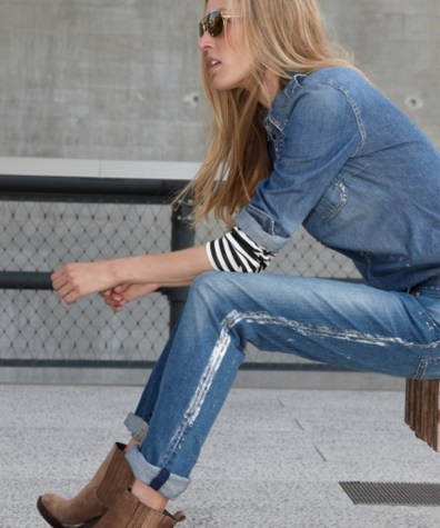 Coolest women denim trends idea (3)