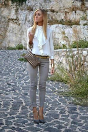 Coolest women denim trends idea (53)