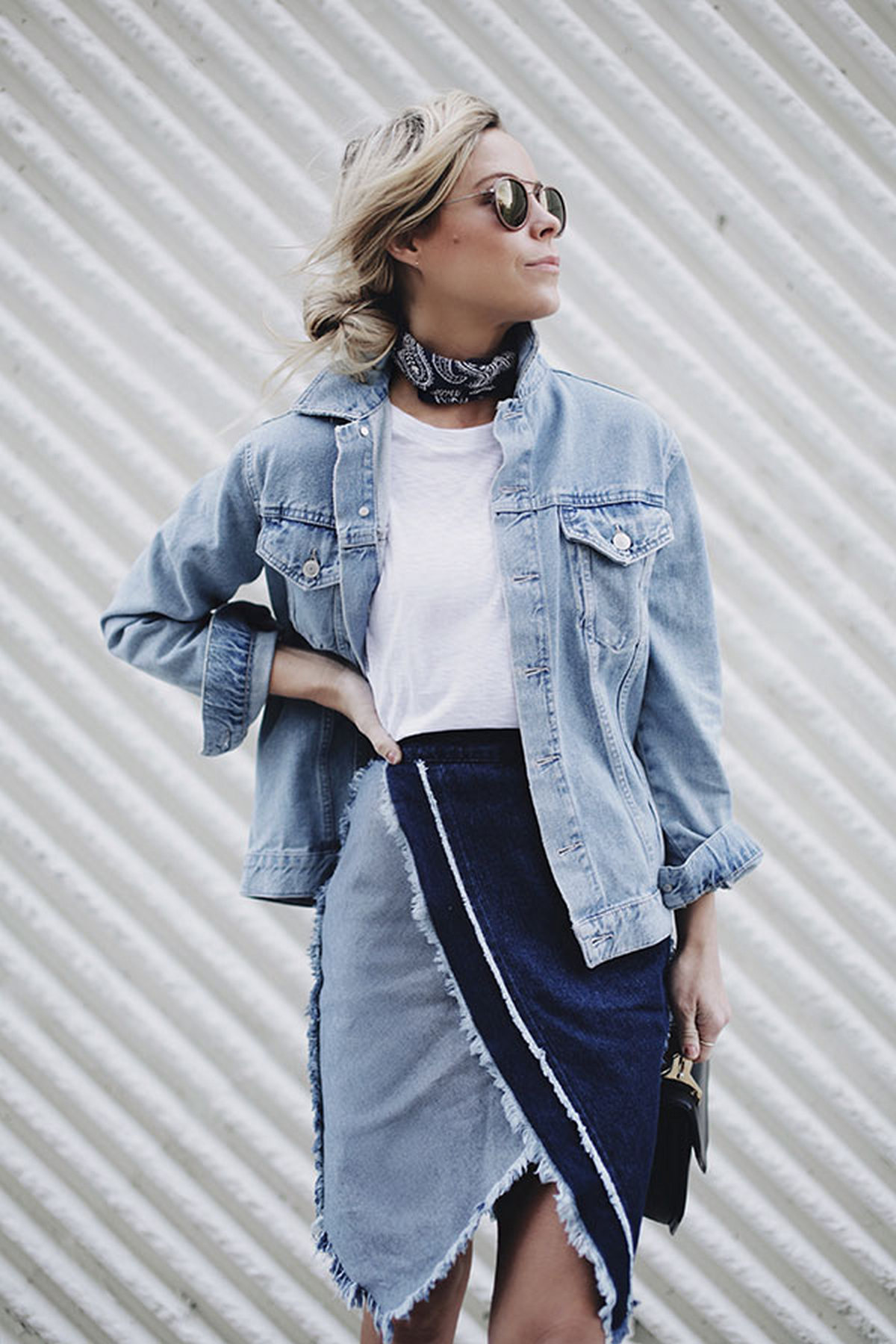 Coolest women denim trends idea (58)