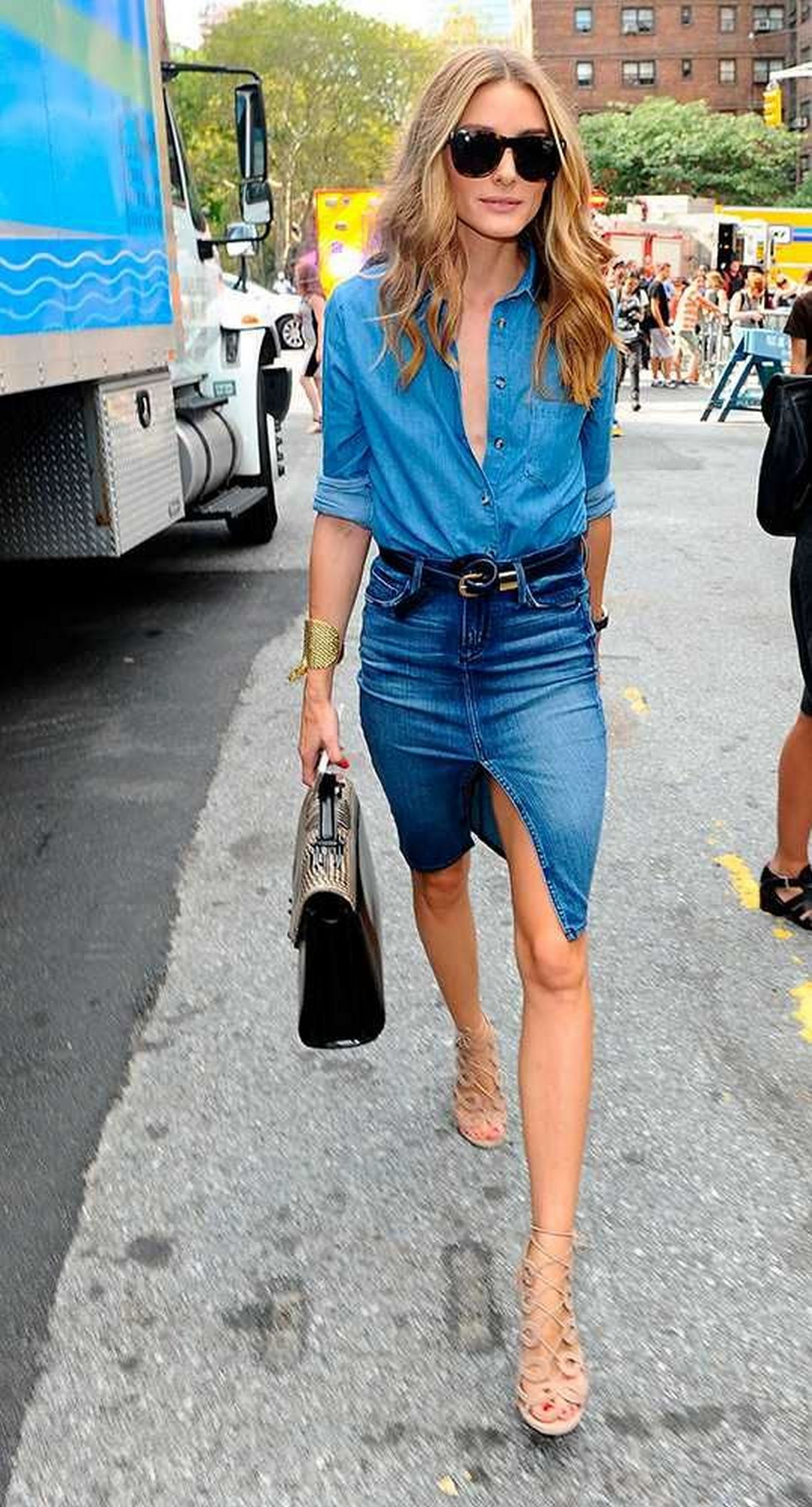 Coolest women denim trends idea (70)
