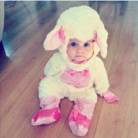 Cute baby animal costumes (13)