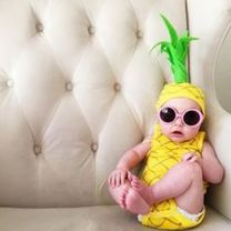 Cute baby animal costumes (4)
