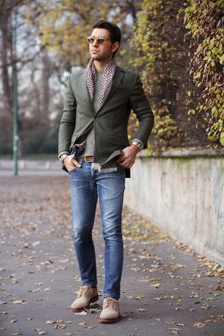 Inspiring wear shoes with jeans (19)
