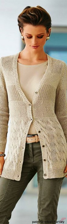 Women cardigan outfit (4)