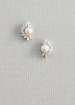 Earrings diamond wedding brides (21)