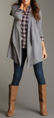 Ways to wear flanel for women (104)