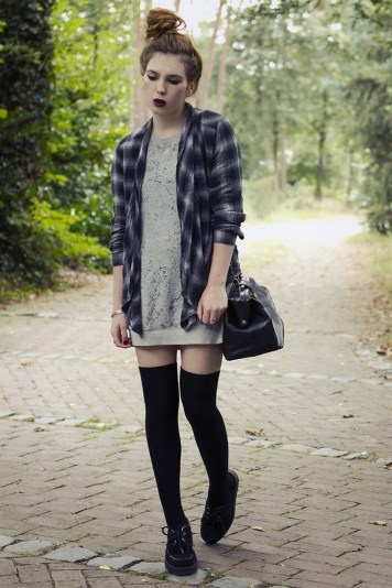 Ways to wear flanel for women (127)