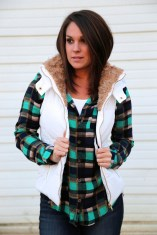 Ways to wear flanel for women (23)