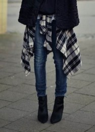 Ways to wear flanel for women (41)