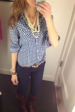 Ways to wear flanel for women (71)