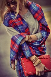 Ways to wear flanel for women (76)