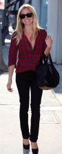 Ways to wear flanel for women (9)