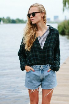 Ways to wear flanel for women (90)