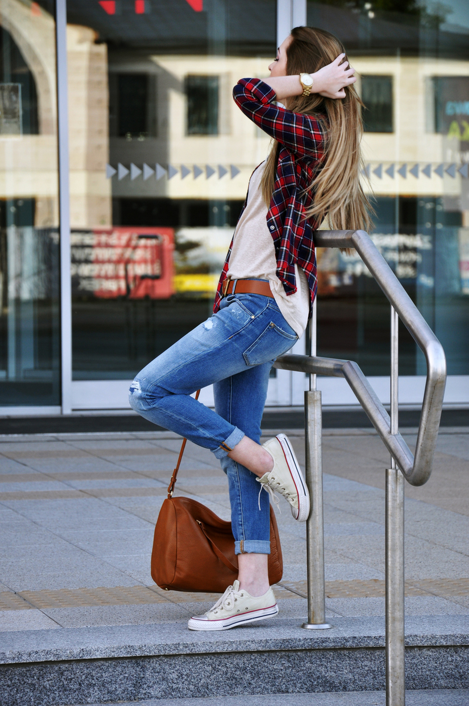 Ways to wear flanel for women (91)