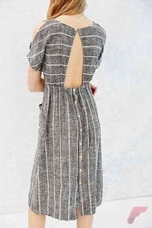 Awsome casual midi dress151