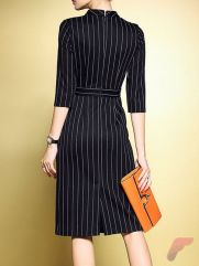 Awsome casual midi dress9