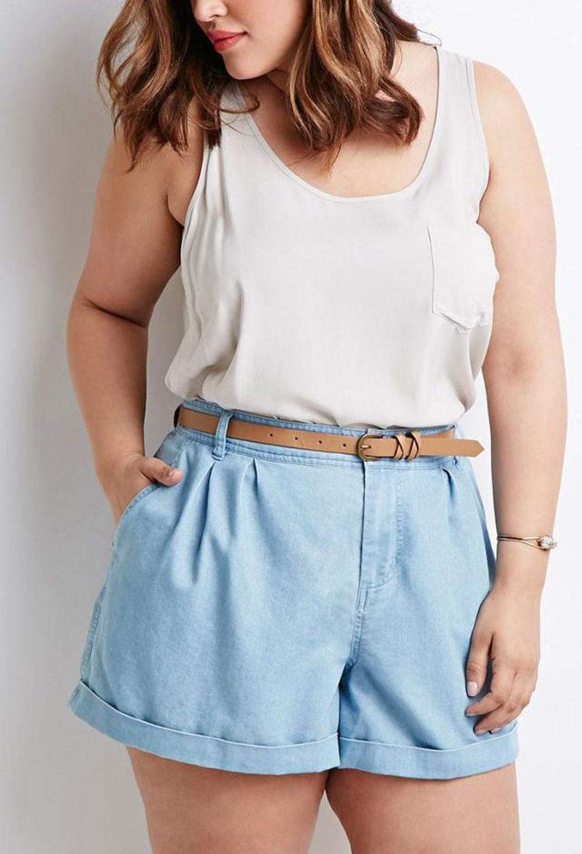 Best summer 2017 outfit for plus size 3