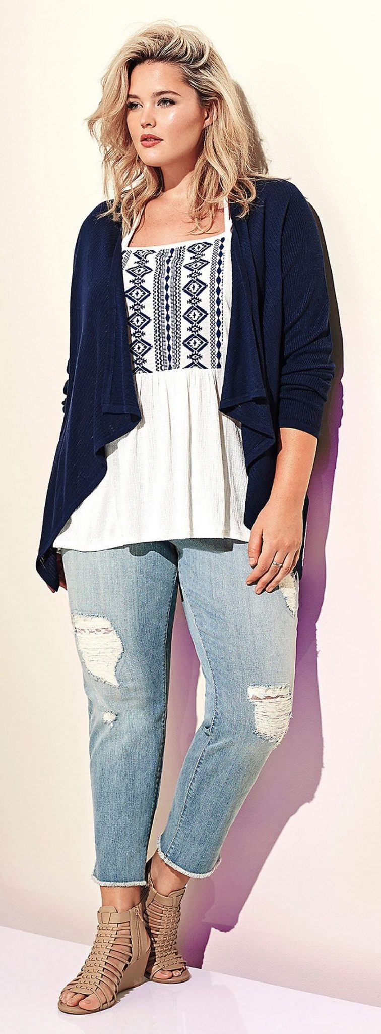 Best summer 2017 outfit for plus size 59
