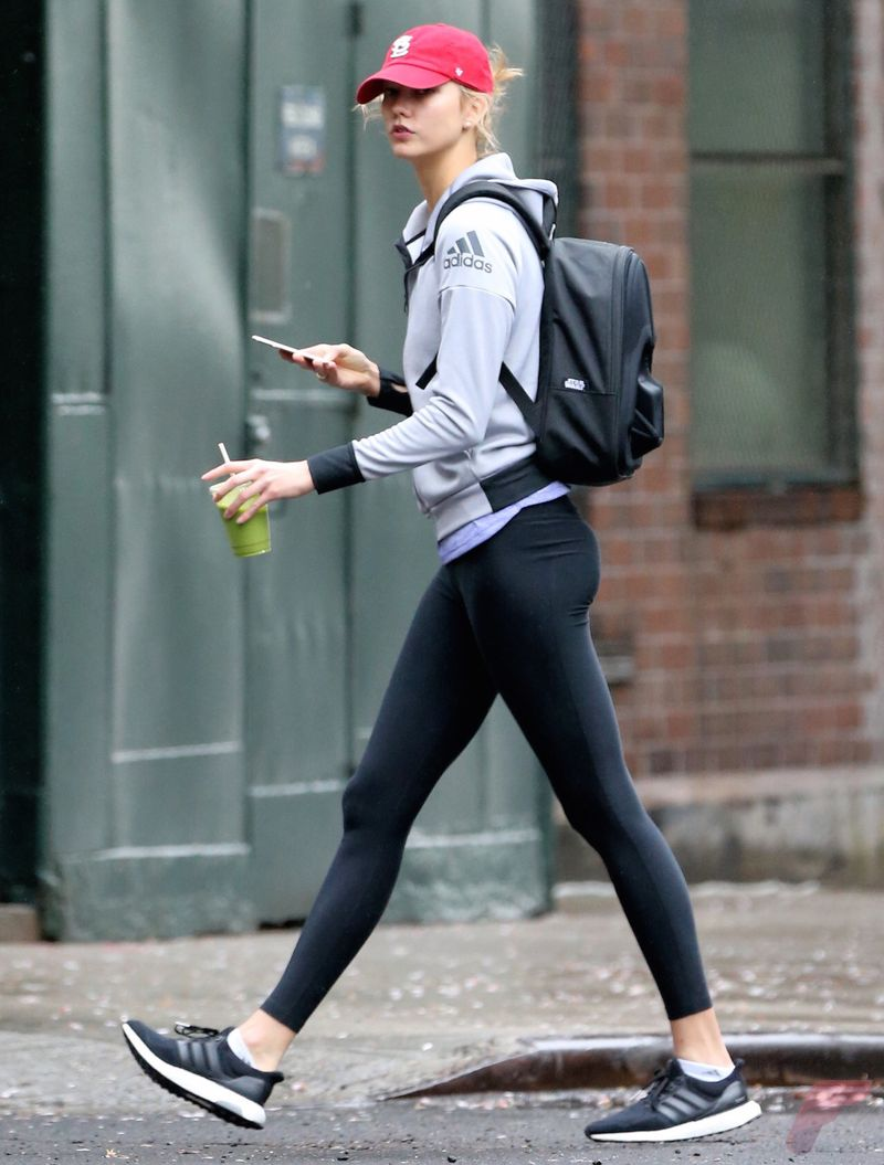 Celebrity workout style 35