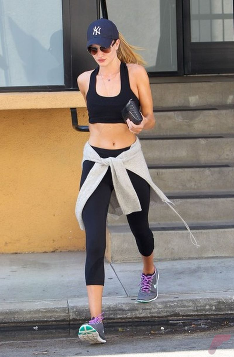 Celebrity workout style 50