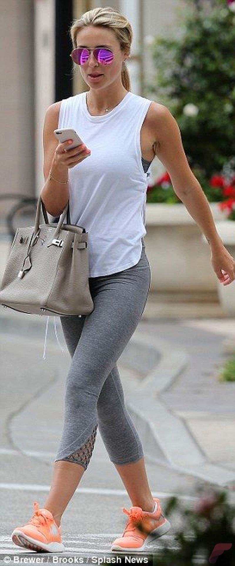 Celebrity workout style 63