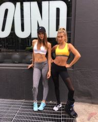 Celebrity workout style 83