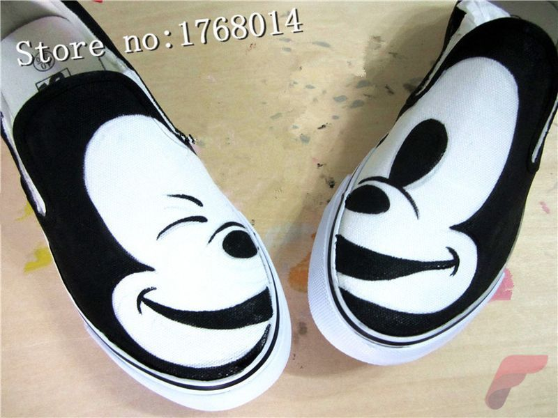 Custom painted vans shoes 59