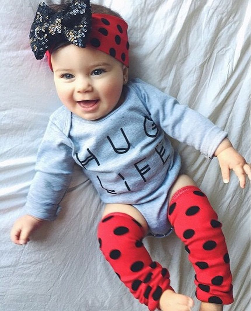 Cutest baby girl clothes outfit 19