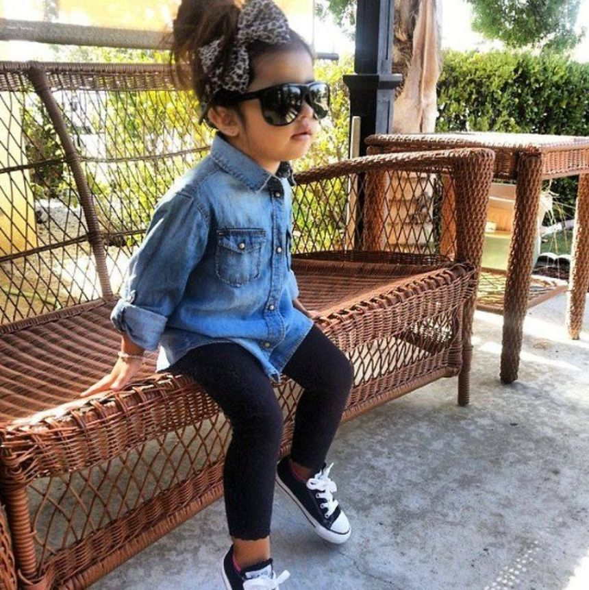 Cutest baby girl clothes outfit 24